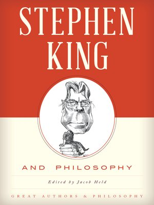 cover image of Stephen King and Philosophy
