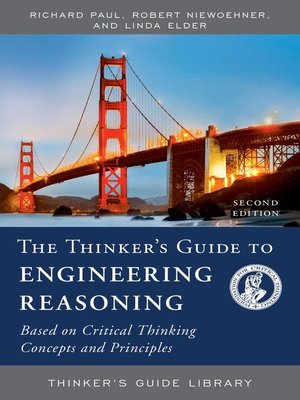 cover image of The Thinker's Guide to Engineering Reasoning