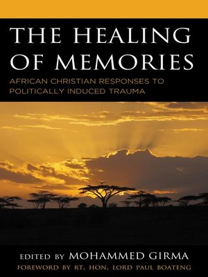 cover image of The Healing of Memories