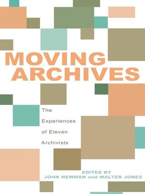 cover image of Moving Archives