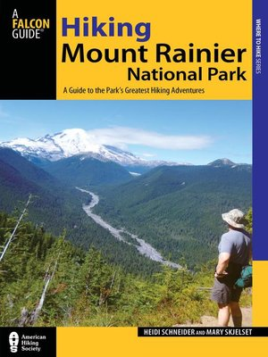 cover image of Hiking Mount Rainier National Park