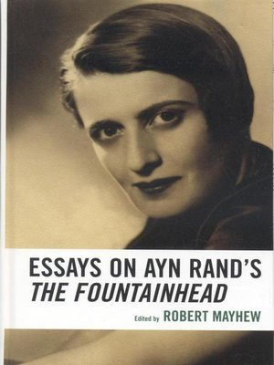 cover image of Essays on Ayn Rand's The Fountainhead