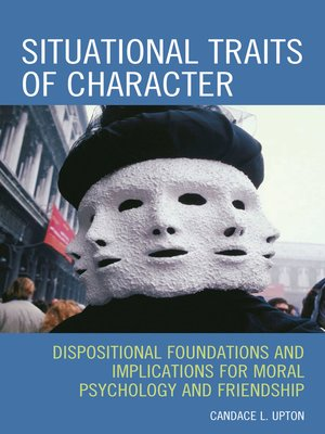 cover image of Situational Traits of Character