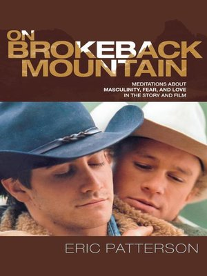 cover image of On Brokeback Mountain