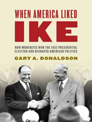 cover image of When America Liked Ike