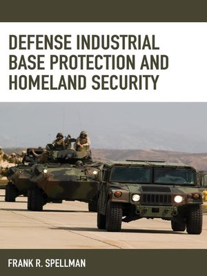 cover image of Defense Industrial Base Protection and Homeland Security