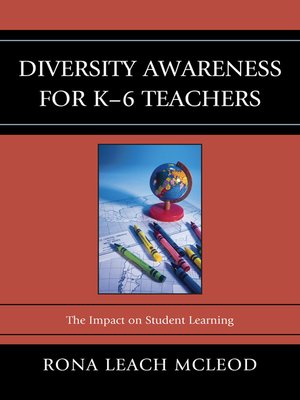 cover image of Diversity Awareness for K-6 Teachers