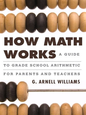 cover image of How Math Works