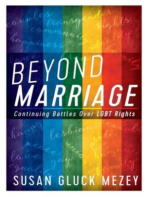 cover image of Beyond Marriage