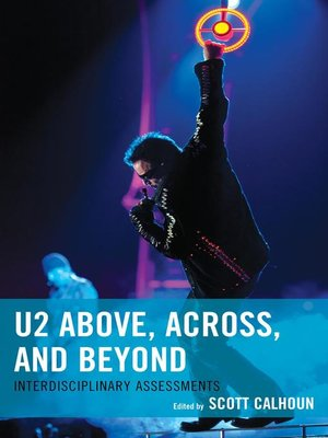 cover image of U2 Above, Across, and Beyond