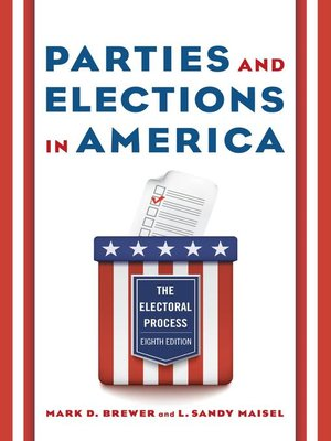 cover image of Parties and Elections in America