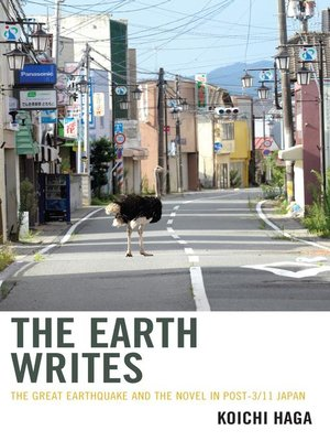 cover image of The Earth Writes