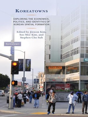 cover image of Koreatowns