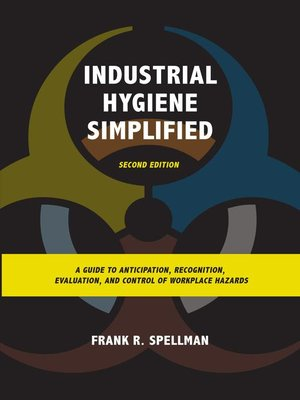 cover image of Industrial Hygiene Simplified