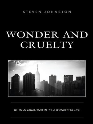 cover image of Wonder and Cruelty