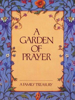 cover image of A Garden of Prayer