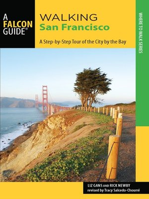cover image of Walking San Francisco