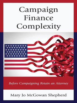 cover image of Campaign Finance Complexity