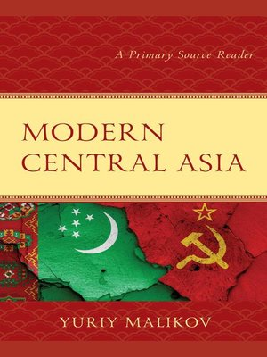 cover image of Modern Central Asia