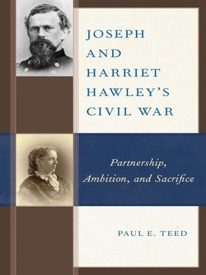 cover image of Joseph and Harriet Hawley's Civil War