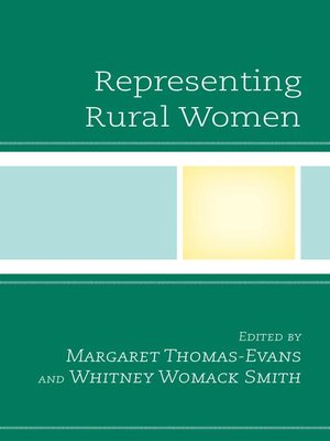 cover image of Representing Rural Women