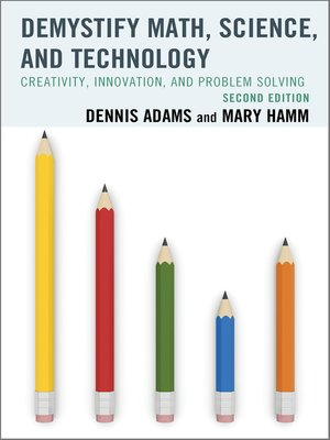 cover image of Demystify Math, Science, and Technology