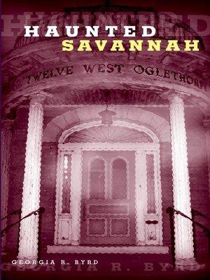 cover image of Haunted Savannah