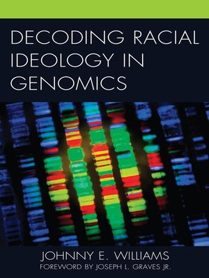 cover image of Decoding Racial Ideology in Genomics