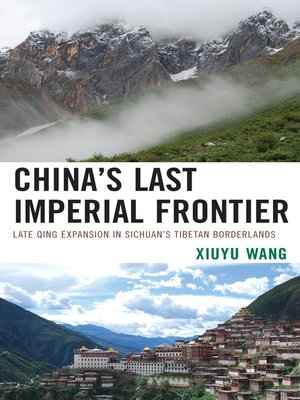 cover image of China's Last Imperial Frontier