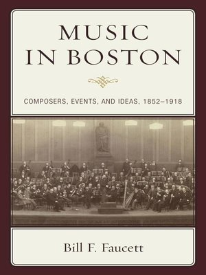 cover image of Music in Boston