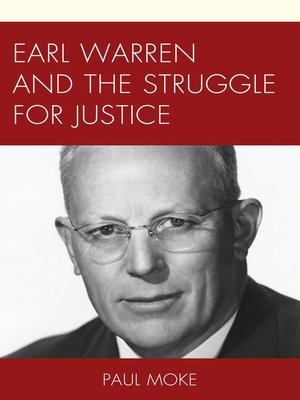 cover image of Earl Warren and the Struggle for Justice