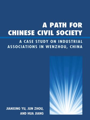 cover image of A Path for Chinese Civil Society