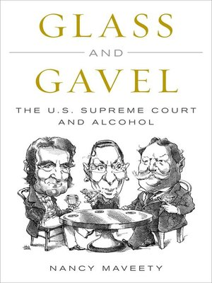 cover image of Glass and Gavel