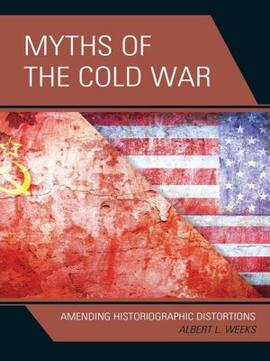 cover image of Myths of the Cold War