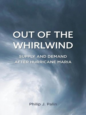 cover image of Out of the Whirlwind