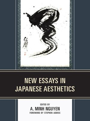 cover image of New Essays in Japanese Aesthetics