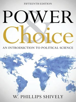 cover image of Power & Choice
