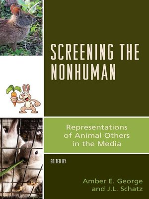 cover image of Screening the Nonhuman