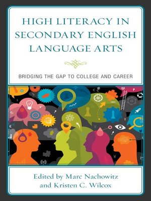 cover image of High Literacy in Secondary English Language Arts