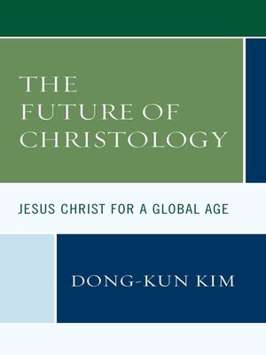 cover image of The Future of Christology