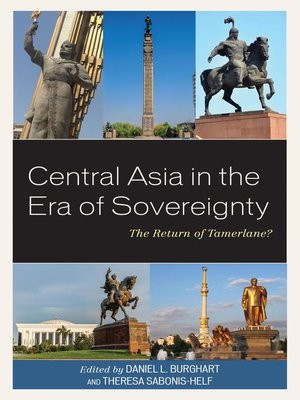 cover image of Central Asia in the Era of Sovereignty