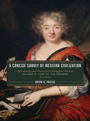 cover image of A Concise Survey of Western Civilization