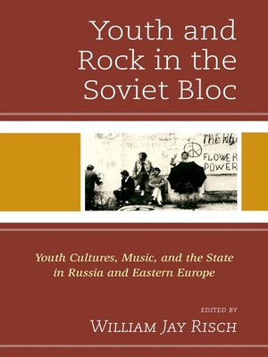 cover image of Youth and Rock in the Soviet Bloc