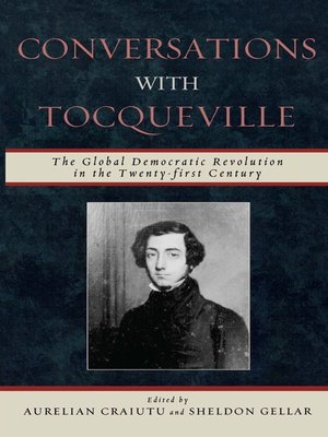 cover image of Conversations with Tocqueville