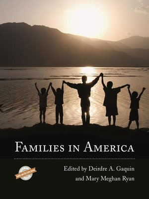 cover image of Families in America