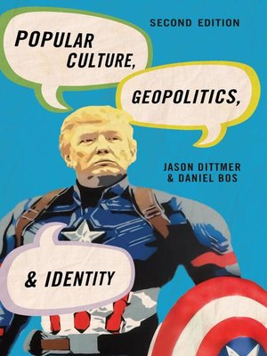 cover image of Popular Culture, Geopolitics, and Identity