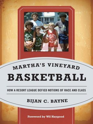 cover image of Martha's Vineyard Basketball