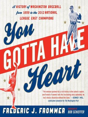 cover image of You Gotta Have Heart