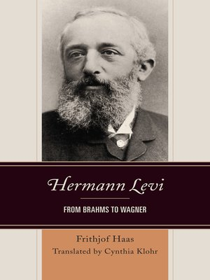 cover image of Hermann Levi