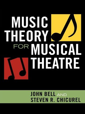 cover image of Music Theory for Musical Theatre